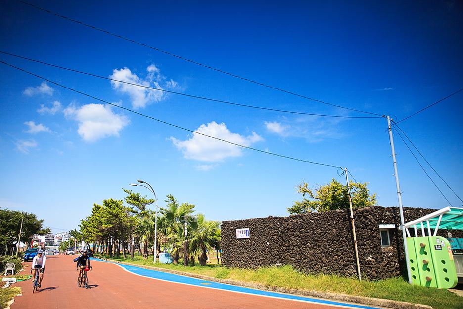 함덕 자전거